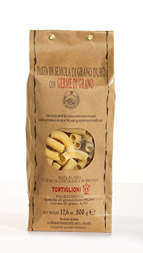 Antico Pastificio Toscano MORELLI - Catering - Tortiglioni with Wheat Germ - Pack of 6 kg von YesEatIs