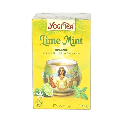 Yogi Tea | Lime Mint - og | 4 x 17 bags von Yogi Tea