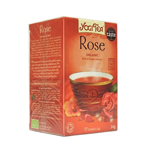 (2er BUNDLE)| Yogi Tea - Rose Tea -17bag von Yogi Tea