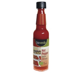 Hot-Pepper-Sauce von bio-verde