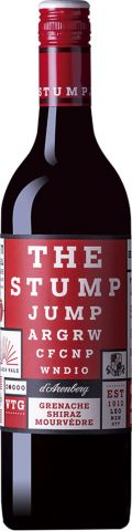 d'Arenberg The Stump Jump Red GSM Grenache/Shiraz/Mourvedre von d'Arenberg Wines