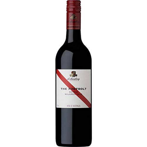 Footbolt Shiraz d'Arenberg 75cl (case of 6), South Australien/Australien, Shiraz, (Rotwein) von d'Arenberg