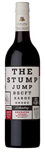 The Stump Jump 2017 0.75 l Grenache - Shiraz - Mourvedre von d'Arenberg