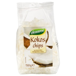Kokoschips von dennree