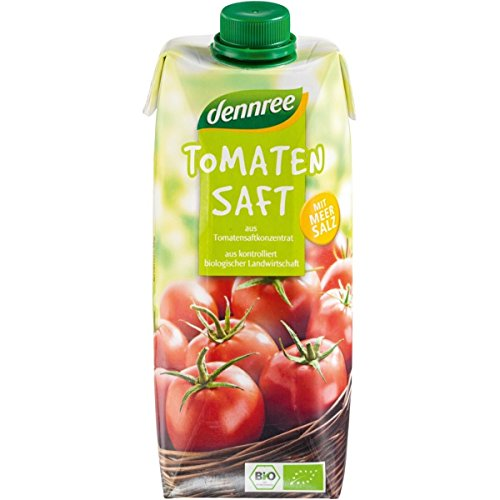 dennree Tomatensaft (500 ml) - Bio von dennree